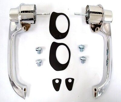 Reproduction 1963-1964 Corvette Outer Door Handles Pair