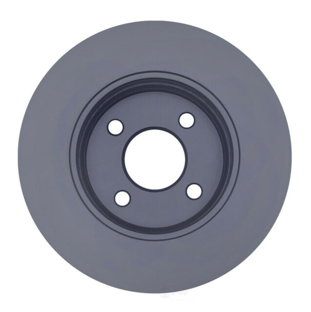 Disc Brake Rotor-Coated Front ACDelco Advantage 18A1585AC