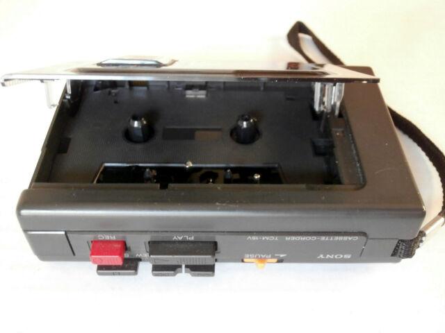 CubePlug Power Supply for Sony TCM939 Shoebox Tape Cassette Recorder 6V Kj