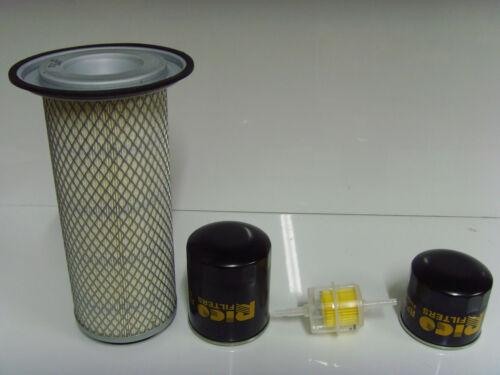 Hydraulische Luft Brennstoff Parkway 225 Filter Kit Jacobsen Öl