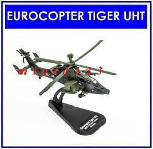 1/100 - Eurocopter Tiger Uht - Die-cast MatéRiau SéLectionné