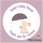 Personalised Baby Shower Stickers Label For Party Bags Thank You For Coming Seal