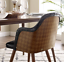 thumbnail 20 - 1 PC Mid Century Modern Leather Upholstered Accent Chair Home Office LivingRoom