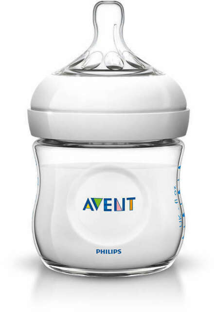 NEW Avent Natural Baby Bottle 125ml from Baby Barn Discounts