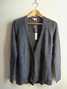 Cardigan 123978100012 Blend S Nwt Size Sweater Uld Shimmer Women's Gap Grey Metallisk Solid qw7X1aXBfx