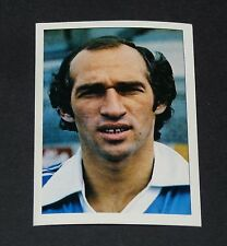 55 CARLOS BIANCHI RC STRASBOURG MEINAU RCS FOOTBALL BENJAMIN EUROPE 1980 PANINI