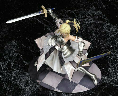 Good Smile Fate unlimited unlimited unlimited codes  Saber Lily Distant Avalon PVC Figure 1 7 Scale f05050