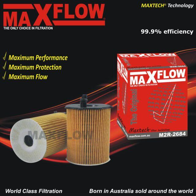 For Mini Cooper R56 D OIL FILTER TD 1.6L DV6TED4 OIL FILTER Maxflow® Oil Filter
