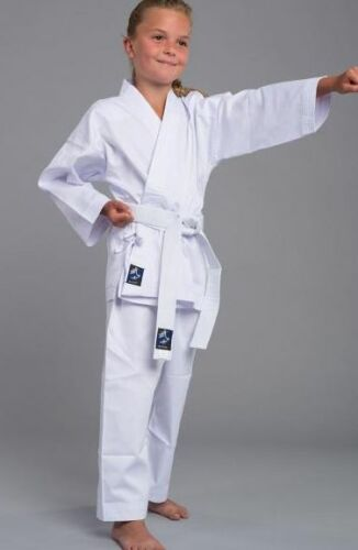 Größe: 170cm Baumwolle//Polyester. BASIC EDITION Karate Anzug weiß Phönix
