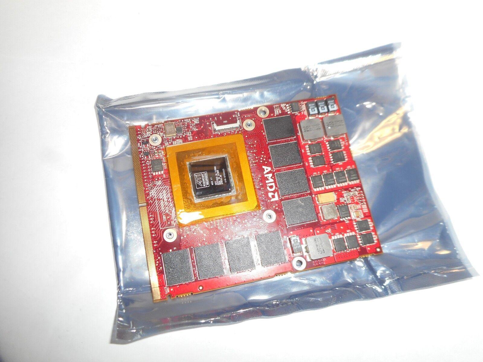 Dell Alienware M17x ATI Radeon HD4870 4870 1GB vga Video Card