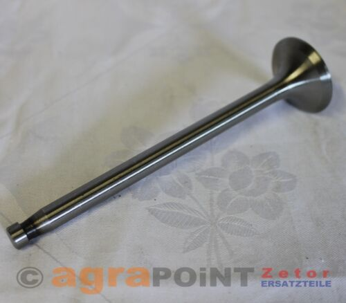 by agrapoint.de S105.0408 Einlassventil Zetor 50super NEU