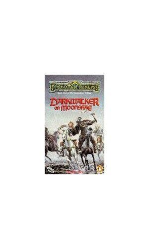 1 of 1 - Darkwalker on Moonshae (TSR Fantasy) by Niles, Douglas 0140111360 The Cheap Fast