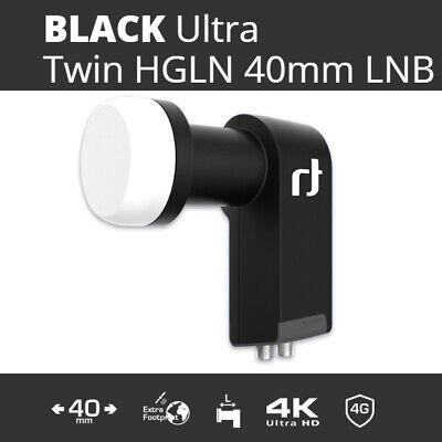 Inverto Black Ultra Single LNB high gain 72dB FULL HDTV 3D 4K Ultra HD