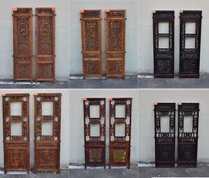 Details Zu Chinesisch Mobel Fenster China Anti Deko Asiatische Paneele Holz Ziergitter Wand