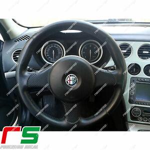 Alfa-Romeo-159-ADESIVI-decal-cover-razze-volante-sticker-carbonlook-tuning