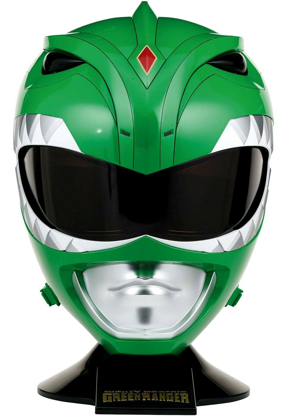 Power Rangers Mighty Morphin Legacy Grün Ranger Helmet