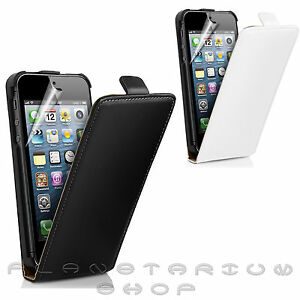 98c6be2ae81 Funda de piel con tapa para iPhone 5 / 5S / SE de Apple COLORES PIEL ...