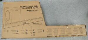 Klipsch-Reference-RSB-11-2-1-Channel-Soundbar-System-w-Subwoofer-Good-Shape