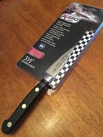 Paring Knife 3.5 Blade - Full Tang Made For Food Service Trade In Pkg