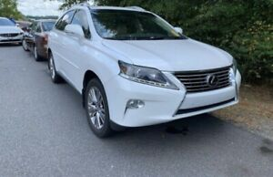 2014 Lexus RX350 Fully Loaded + Remote starter