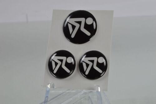 3x Basso Koga Miyata Suntour Motobecane Puch Cilo resin sticker stickers decals