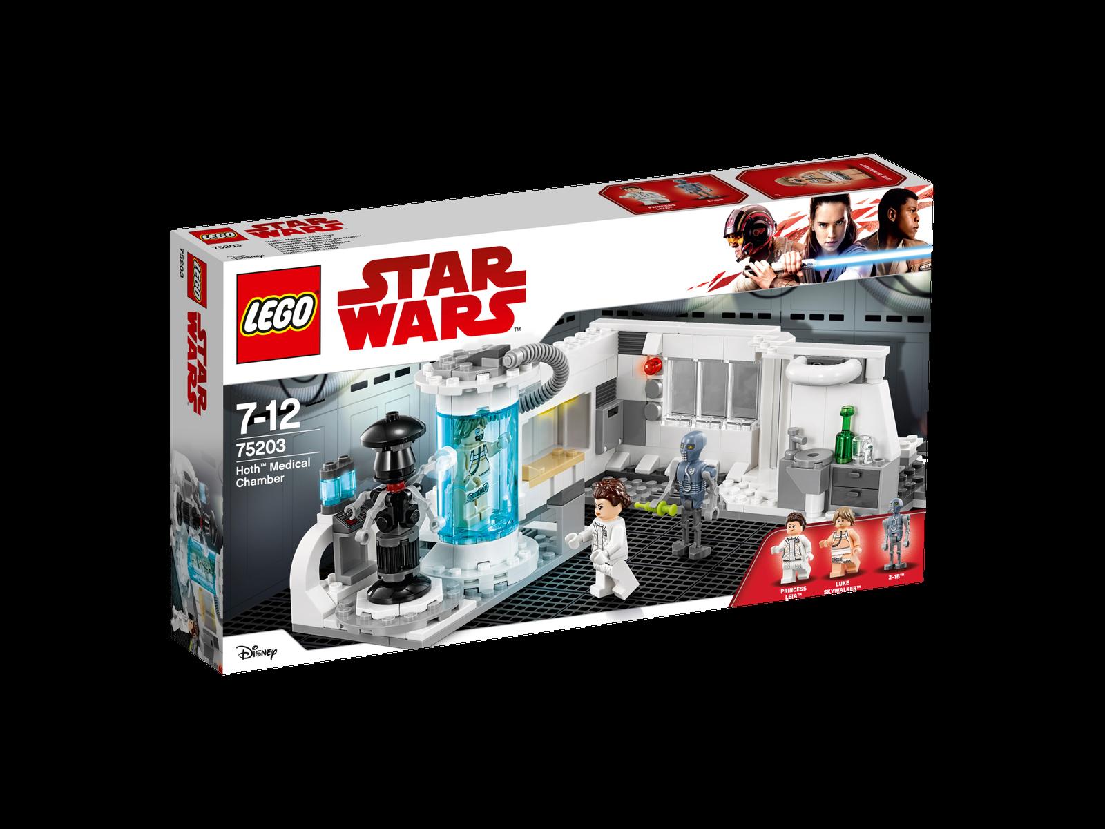LEGO ® Star  Wars ™ 75203 heilkammer sur Hoth ™ Nouveau neuf dans sa boîte _ Hoth Medical CHAMBER nouveau  choisissez votre préférée