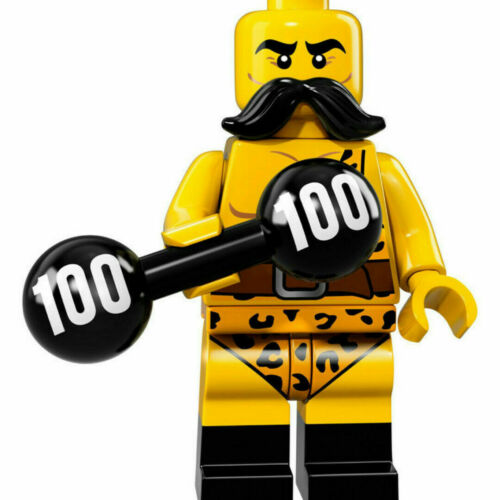 Lego Strongman Minifigure From Series 17 col17-2