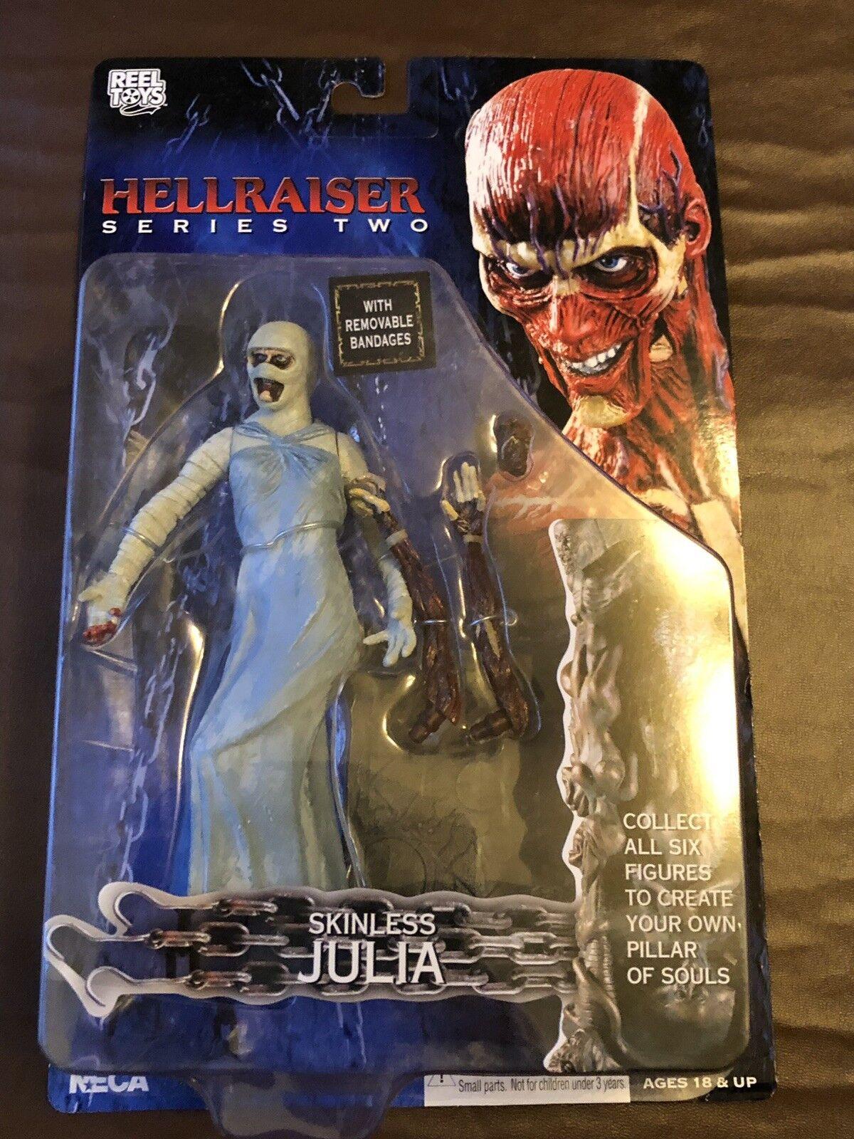 NECA NECA NECA Hellraiser Series 2 Skinless Julia AFHRS2 16 08c3a8