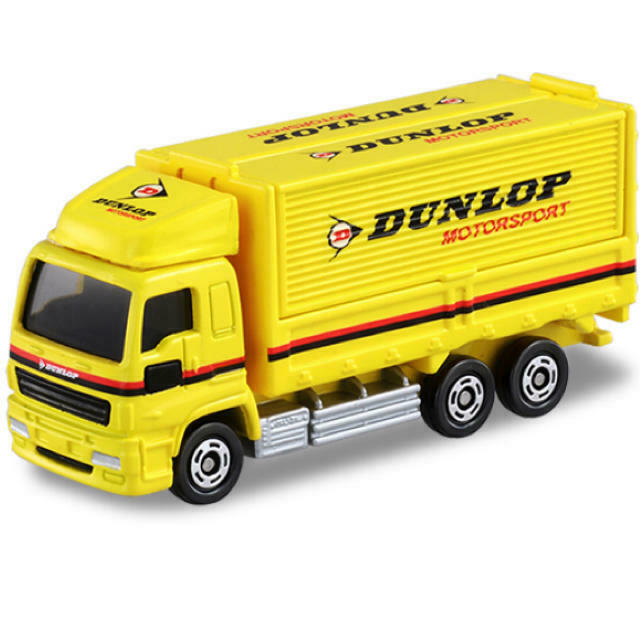 Takara Tomy / Tomica DUNLOP Racing Transporter / TCN Limited