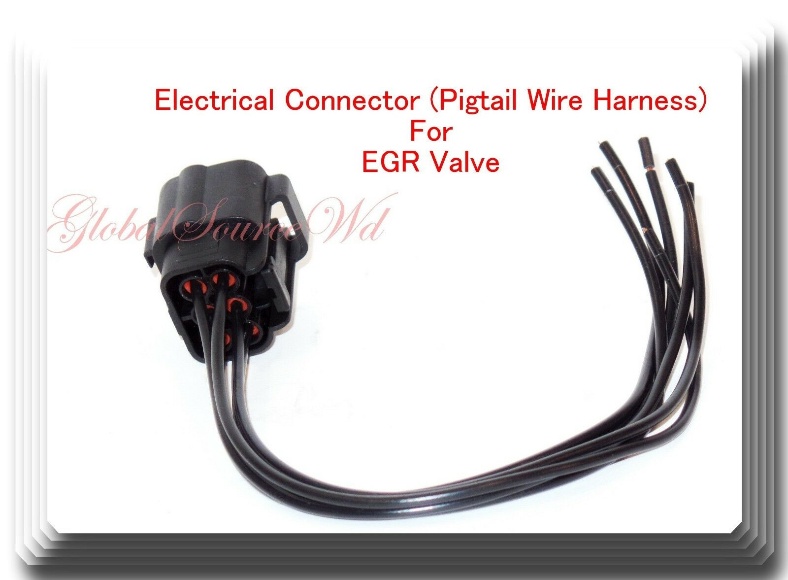 WRG-8765] Egr Valve Wire Harness