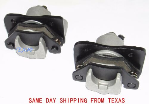 Arctic Cat ATV UTV Front//Rear Brake Caliper Pair L/&R With Pads 1436-422 1436-423