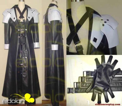 EE0025BA Final Fantasy VII FF7 Final Fantasy 7 Sephiroth  COSPLAY COSTUME