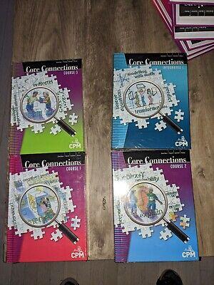 Cpm Course Connections Course 1, Course 2,Course 3 ...