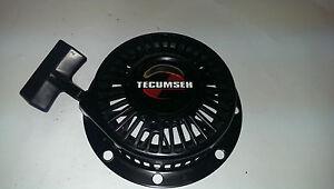 Details about GENUINE Tecumseh Recoil Starter 5 5hp - 10hp Engine Motor  SNOWBLOWER SNOW BLOWER
