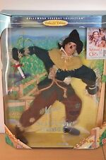 1997 Collector Edition Hollywood Legends WIZARD OF OZ SCARECROW KEN BARBIE