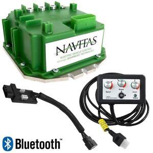 Yamaha Golf Cart G22/G29 440-Amp 48-Volt Controller Kit With