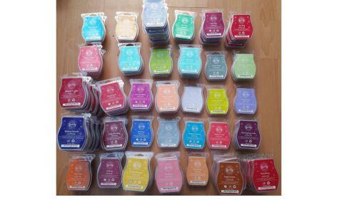 Scentsy Warmer Bars UK seller Rare Wax bars --/> Brand New Scentsy Wax Bars