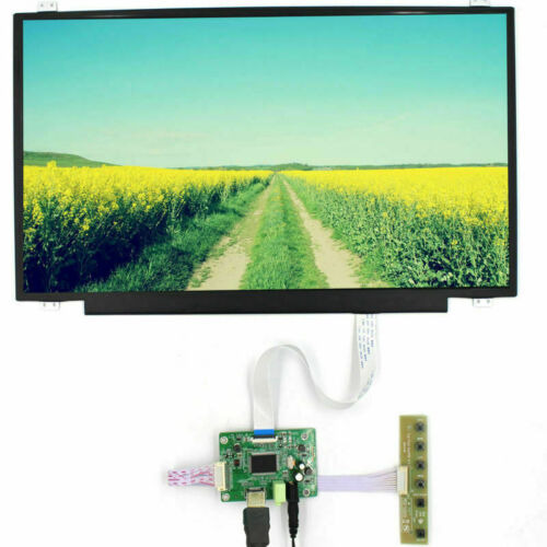 For VVX10F011B00 1920*1200 FHD panel HDMI LCD LED EDP Controller Board DIY