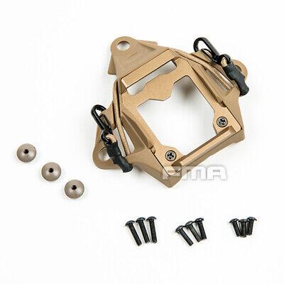 DE FMA Tactical Modular Bungee Shroud NVG Mount Adapte Helmet Accessories