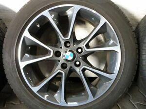 WINTERREIFEN-ALUFELGEN-ORIGINAL-BMW-X5-F15-STERNSPEICHE-449-255-50-R19-RDCi-6mm