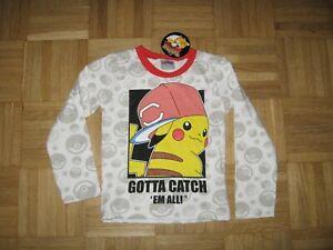 Pokemon-Pikachu-sweatshirt-4-5-year-104-110-cm