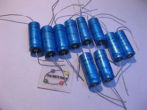 Electrolytic-Capacitor-1500uF-6-3V-Axial-017-NOS-Qty-10