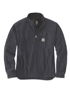 Carhartt-Dalton-Half-Zip-Sweatshirt-Herren-Fleece-Pullover