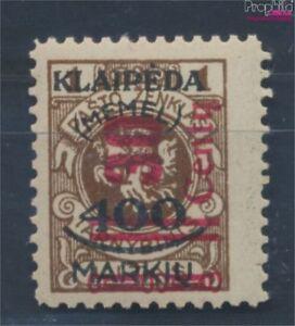 Memelgebiet-232-Type-III-postfrisch-1923-Aufdruckausgabe-7738979