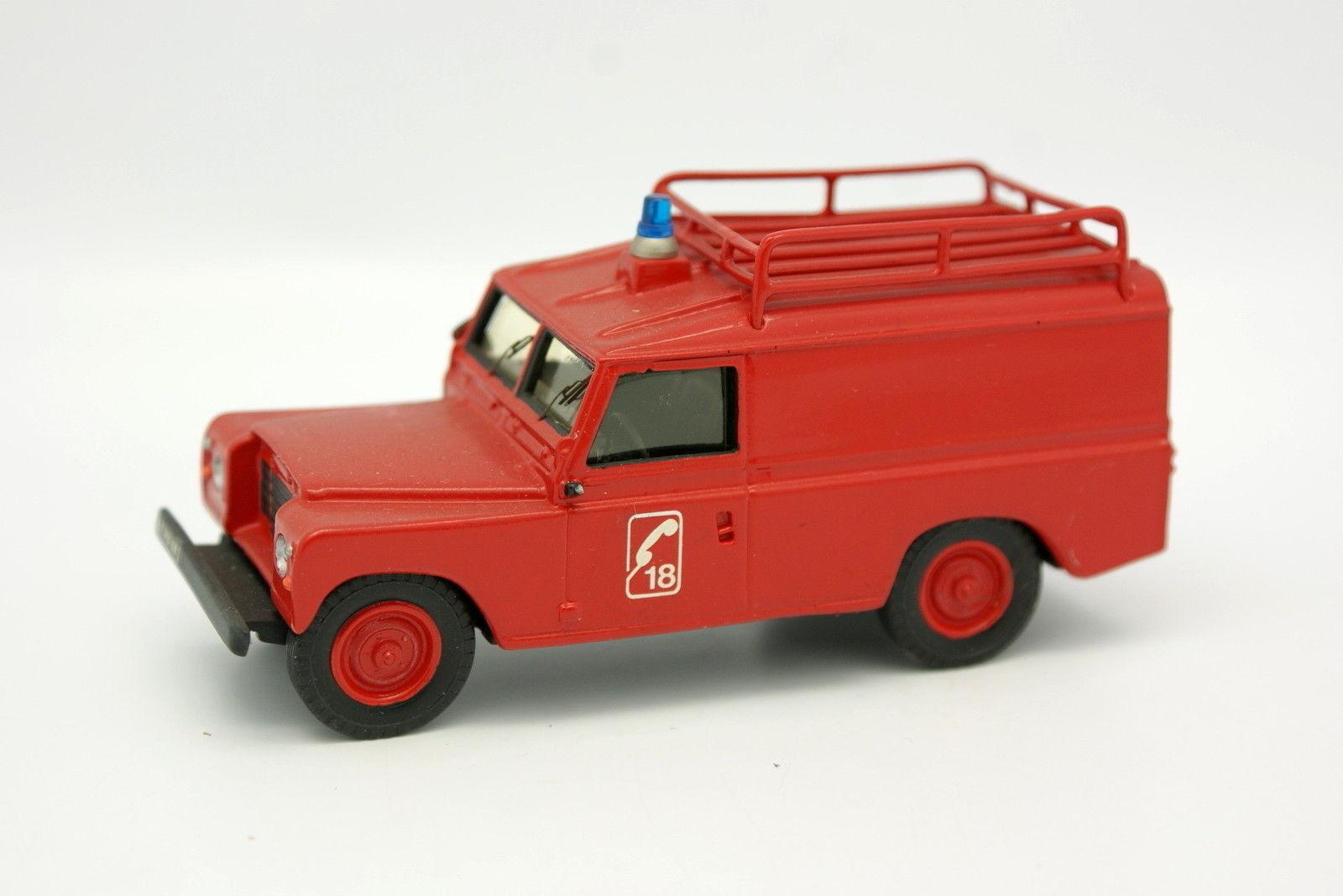 miglior servizio Mvi 1 43 - Le Rover Tôlé Pompieri 18 18 18  memorizzare