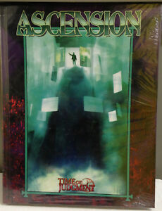Mage The Ascension - Ascension Time For Judgement New & Sealed
