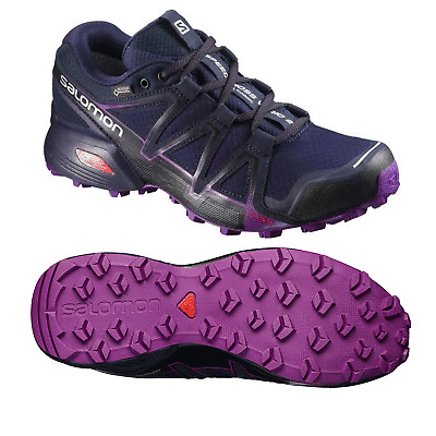 Salomon Damen Speedcross Vario 2 Gtx Traillaufschuhe Violett