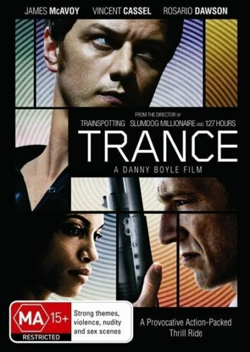 1 of 1 - Trance (DVD, 2013) New/Sealed