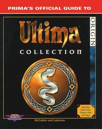 Ultima Collection : Prima's Official Guide to Ultima Collection (Paperback)