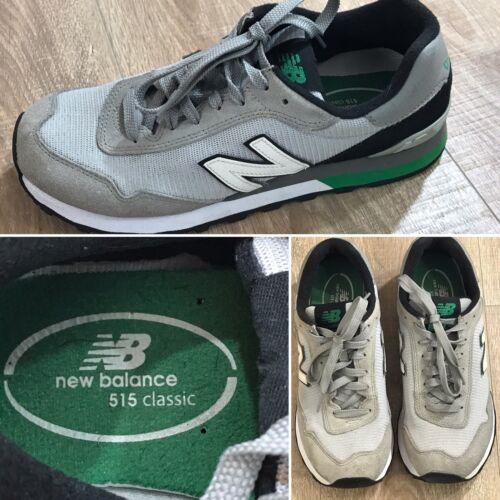 Gris résille New daim Classics Retro vert Taille Balance en 8d Chaussures 515 Hommes Ml51ggb Fqw4Bvw